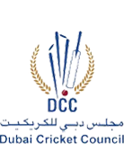 Dubai Cricket Council Logo