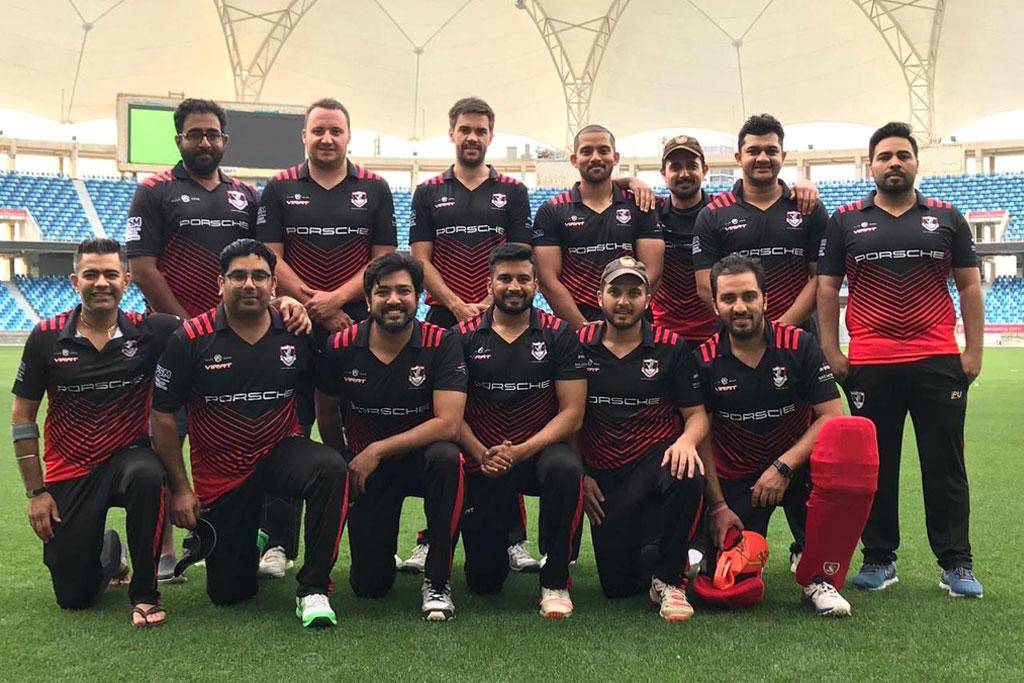 Dubai Exiles cricket team
