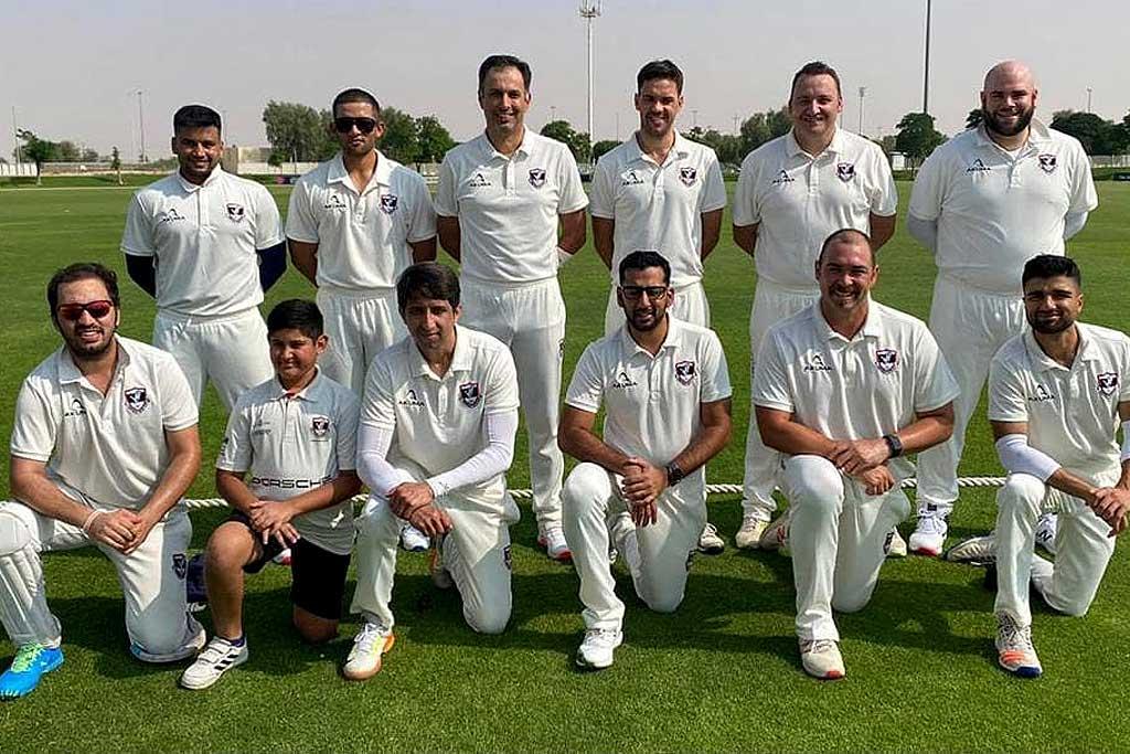 Dubai Exiles Super League Cricket Team